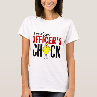 Tourism Officer's Chick T-Shirt