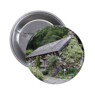Tourist Attraction In Wales Ugly House Button