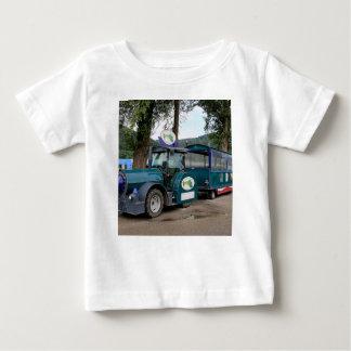 Tourist Shuttle train, Durnstein, Austria Baby T-Shirt