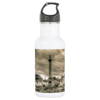 Tourists in Trafalgar Square, London 532 Ml Water Bottle