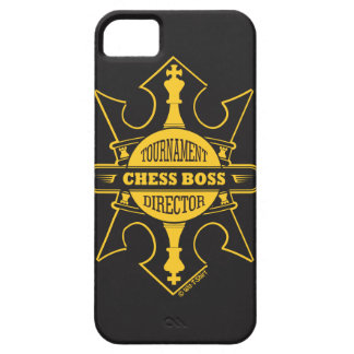 Tournament Director, Chess Boss, iPhone4 case Cover For iPhone 5/5S