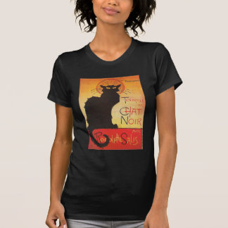 Tournée du Chat Noir Théophile Steinlen French T-Shirt
