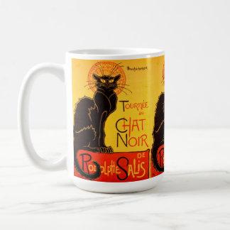 Tournée du Chat Noir - Vintage Poster Coffee Mug