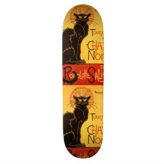 Tournée du Chat Noir - Vintage Poster Skate Board Decks