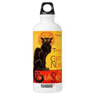 Tournée du Chat Noir - Vintage Poster Water Bottle