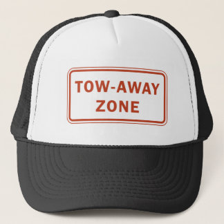 Tow-Away Zone Trucker Hat