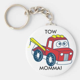 TOW MOMMA! KEY RING