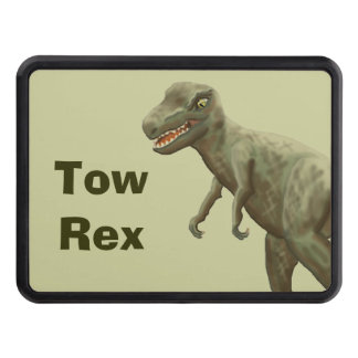 Tow Rex Trailer Khaki Green Hitch Cover Tow Hitch Cover