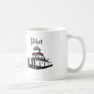 Towboat Pilot Coffee Mug