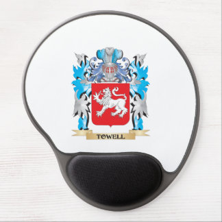 Towell Coat of Arms - Family Crest Gel Mouse Pad