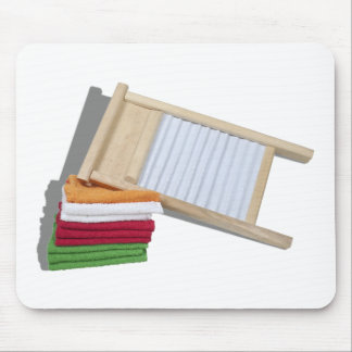 TowelsWashBoard112810 Mouse Pad