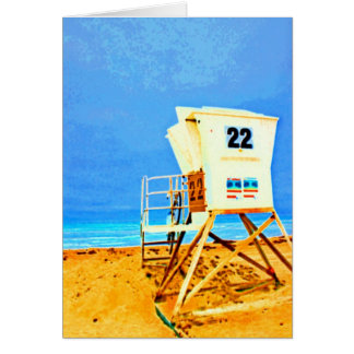 Tower 22 ~ Greeting Card