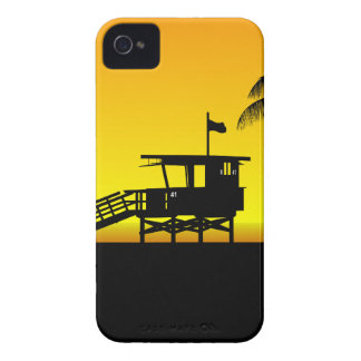 Tower 41 Blackberry Case yellow