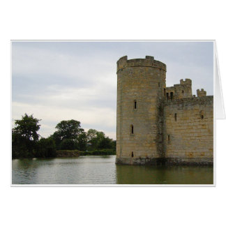 Tower and Moat Card