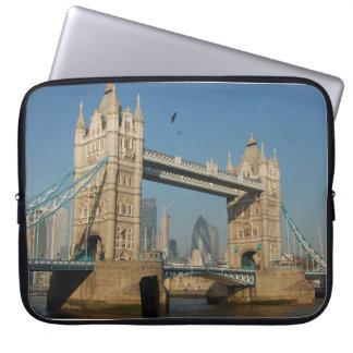 "Tower Bridge 15"" Laptop Sleeve"