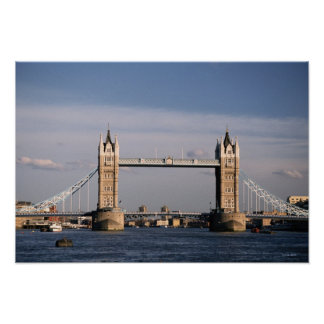 Tower Bridge 3 Poster