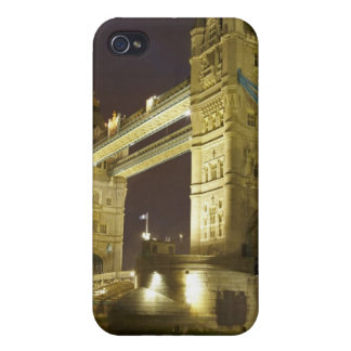 Tower Bridge and River Thames at dusk, London, Cases For iPhone 4