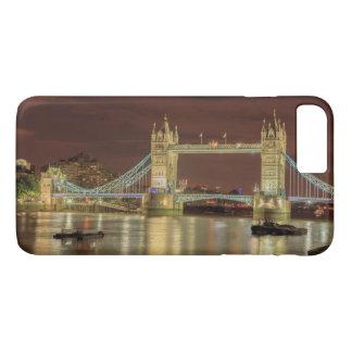 Tower Bridge at night, London iPhone 8 Plus/7 Plus Case