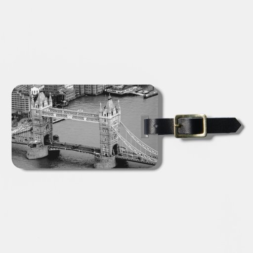 Tower Bridge in London Tags For Luggage