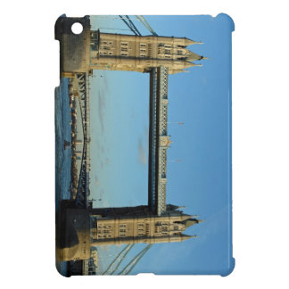 Tower Bridge in London over River Thames iPad Mini Cases