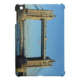 Tower Bridge in London over River Thames iPad Mini Cases
