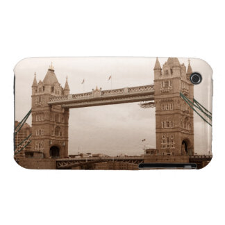 Tower Bridge iPhone 3 Cover