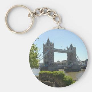Tower Bridge Key Ring