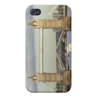 Tower Bridge, London (02) Cover For iPhone 4