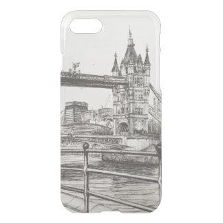 Tower Bridge London 2006 iPhone 7 Case