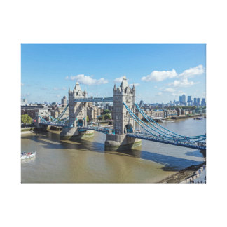 Tower Bridge, London canvas print