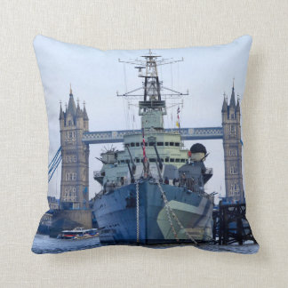 Tower Bridge London. Cushion