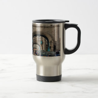 Tower Bridge, London, England Travel Mug