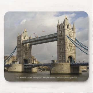 Tower Bridge, London Mouse Pad