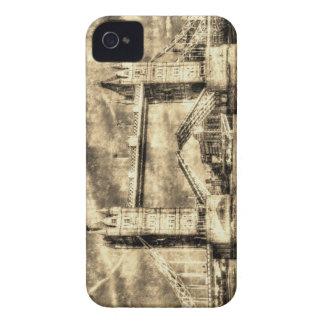 Tower Bridge London opening Case-Mate iPhone 4 Cases