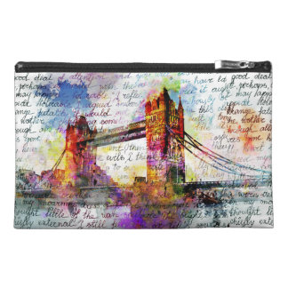 Tower Bridge, London, Sketchbook kind Travel Accessory Bag