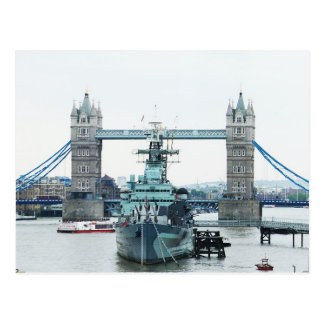 Tower Bridge Postcard