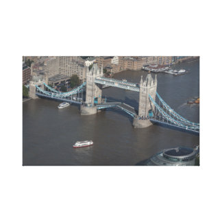 Tower Bridge Wrapped Canvas