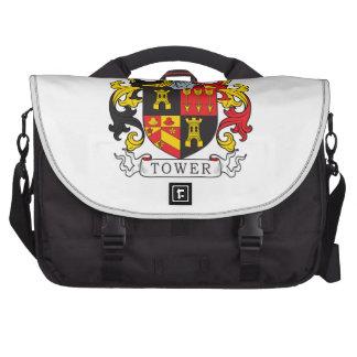Tower Family Crest Laptop Bag