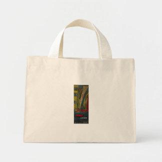 Tower Lean Canvas Bag