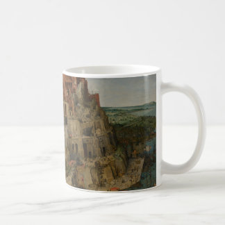 Tower of Babel by Pieter Bruegel the Elder, 1563 Coffee Mug