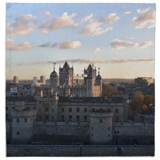 Tower of London Napkin