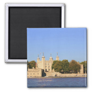 Tower of London Square Magnet