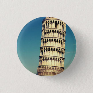 Tower of Pisa 3 Cm Round Badge