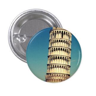 Tower of Pisa 3 Cm Round Badge