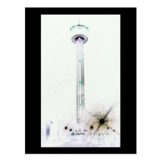 Tower of the Americas series Postcard
