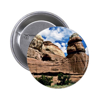 Tower Rock - Canyonlands National Park Pinback Button
