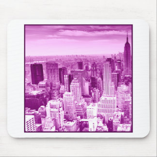 Tower Top View Mouse Pad
