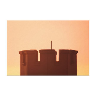 Tower / Torni Canvas Print
