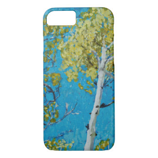 Towering Aspen I phone Case