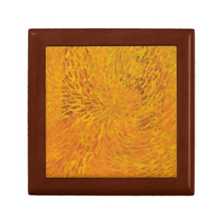Towering Inferno Small Square Gift Box